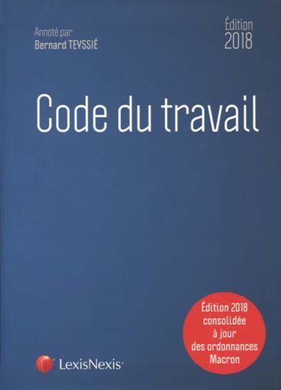 code du travail t